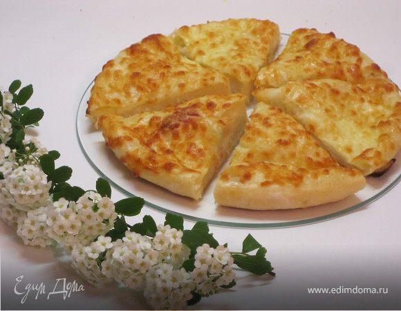тесто для хачапури без молочных продуктов
