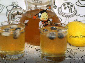 Чайный лимонад