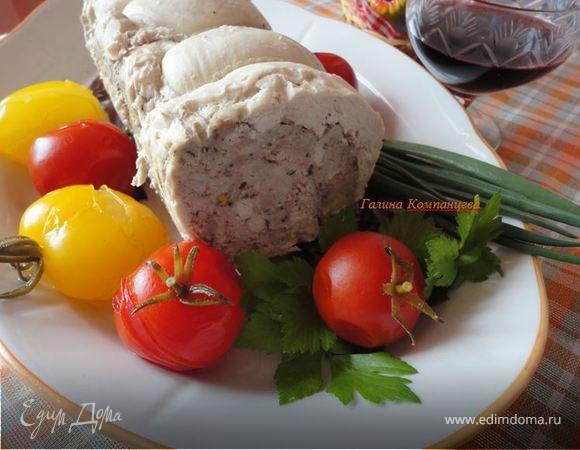Рулет мясной (от Ярославы и Лены (не диетичная)