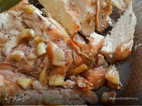 Куриная грудка в маринаде