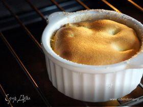 Суфле с белым шоколадом