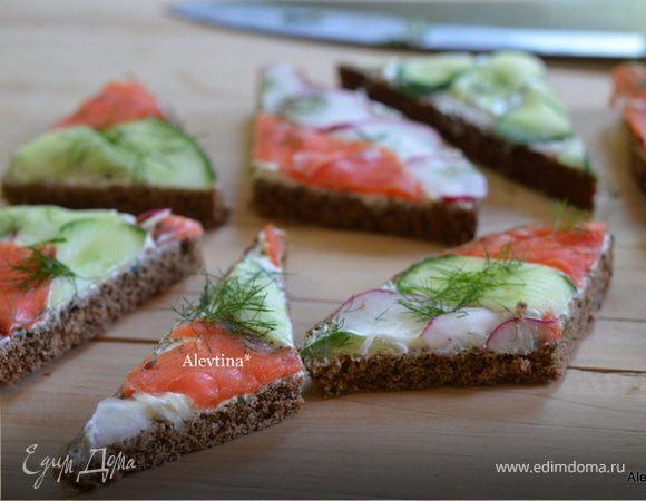 Мозаика из сэндвичей