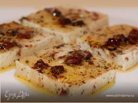 Маринованный сыр тофу