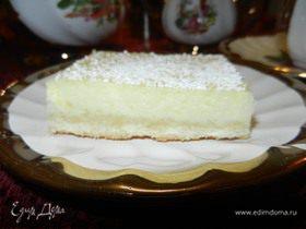 Лимонные кусочки (Lemon Bars)