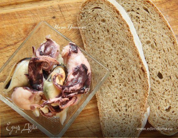 Анисовый хлеб на темном пиве