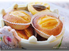 Абрикосовые кексы на рисовой муке