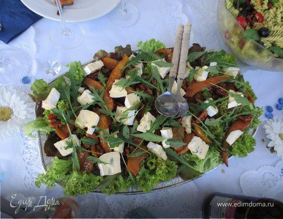 салат наслаждение рецепт