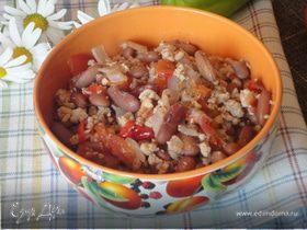 Чили с мясом (Чили кон карне)