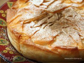 Марокканский куриный пирог