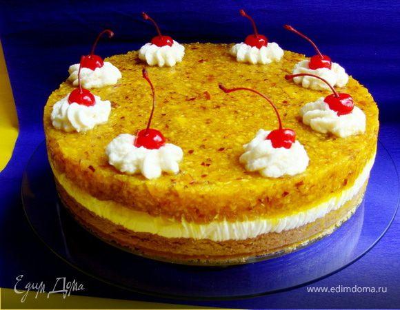 """Торт """"Нектарин"""""""