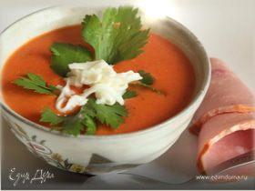 Крем-суп из томатов