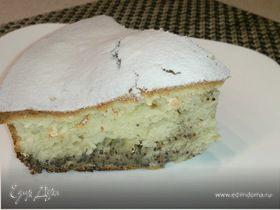 Пирог с маковой начинкой