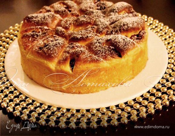 """Пирог """"Творожный рай"""""""