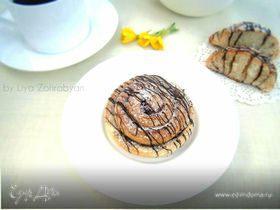 Ароматные булочки с корицей