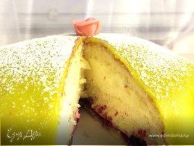 Торт «Принцесса» (Prinsesstårta)