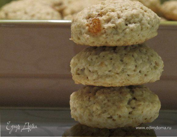 Песочное печенье, рецепт на маргарине | 450x580