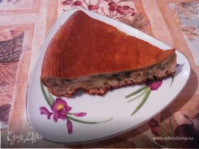 Капустный пирог на кефире