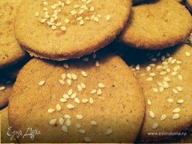 Пряное печенье со специями