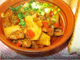 Картофель по-риохски