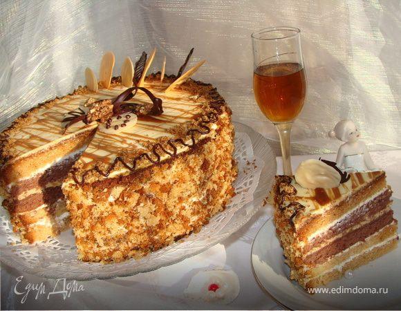 торт кокетка рецепт приготовления в домашних условиях