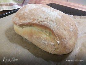 Белый хлеб с камамбером