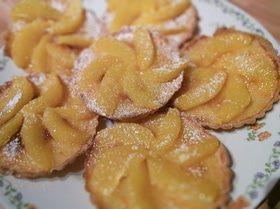 Апельсиновые тарталетки