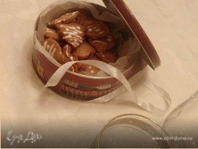 Имбирное Новогоднее печенье или Gingerbread cookies