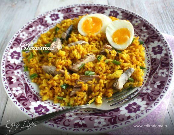 Экспресс - карри с рисом