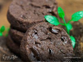 Восхитительное шоколадное печенье с морской солью