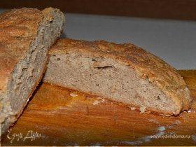 Пшенично-гречневый хлебушек