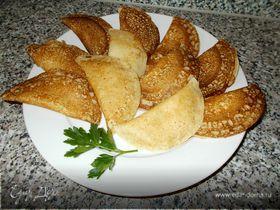 Катаеф - арабские блинчики на славянский манер