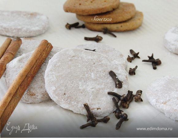 Ароматное ромовое печенье