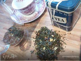 Чай зелёный ароматный