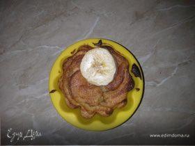Кексы с бананом