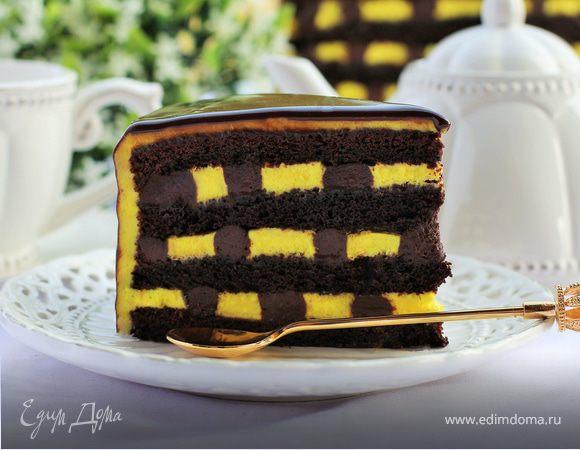"""Шоколадный торт """"Гармония"""""""