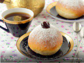 Пончики «Суфганиет» из духовки