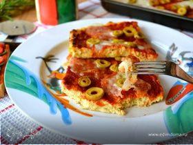 "Мясная ""пицца"" (Carne a Pizzetta)"