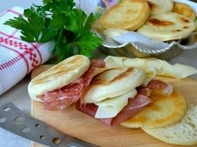 Тиджелле - пышки по-итальянски (Tigelle)