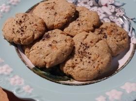 Овсяное печенье с перцем