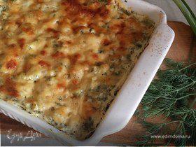 Запеканка из кабачка с аппетитной сырной корочкой