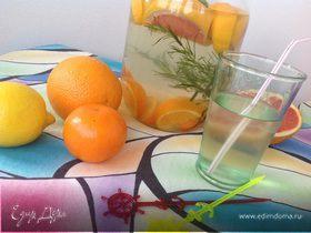 Цитрусовая вода