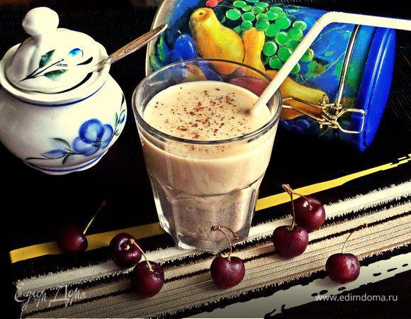 Кофейный напиток на льняной муке
