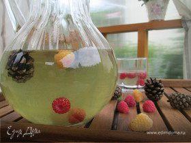 Имбирный напиток с тархуном
