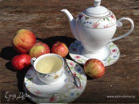 Цветочно-яблочный напиток