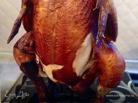 Копчение курицы в домашних условиях