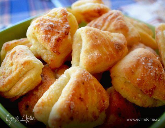 рецепт самого вкусного тврожного печенья
