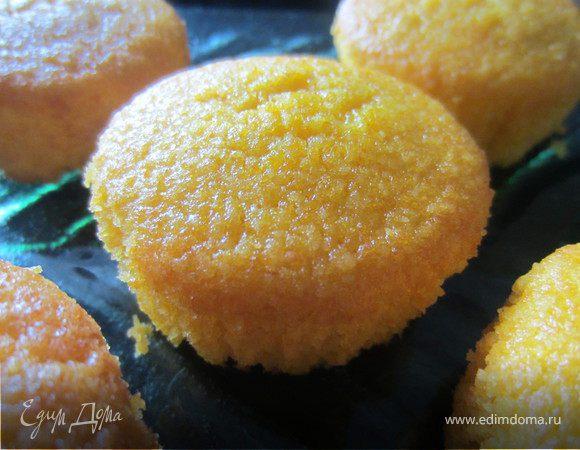 """Итальянские морковные кексы """"Camille"""""""