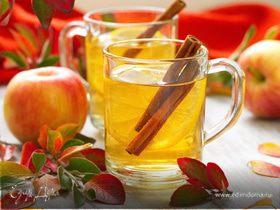 Русский чай из яблок
