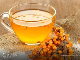 Сибирский чай с облепихой