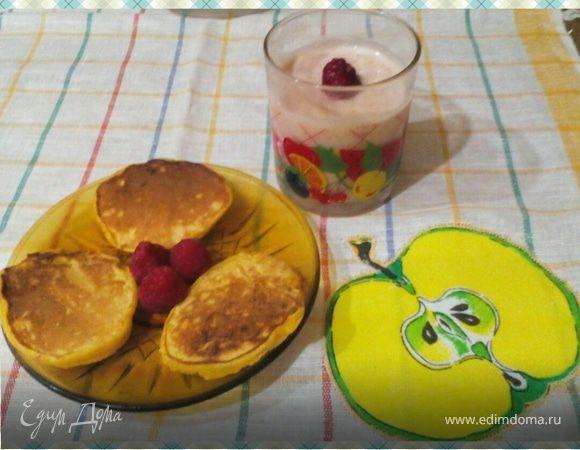 """Смузи-десерт """"Завтрак за минутку"""""""